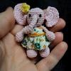 Gracie the Tiny Elephant