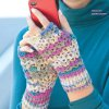 21 Easy to crochet mittens, gloves, and more