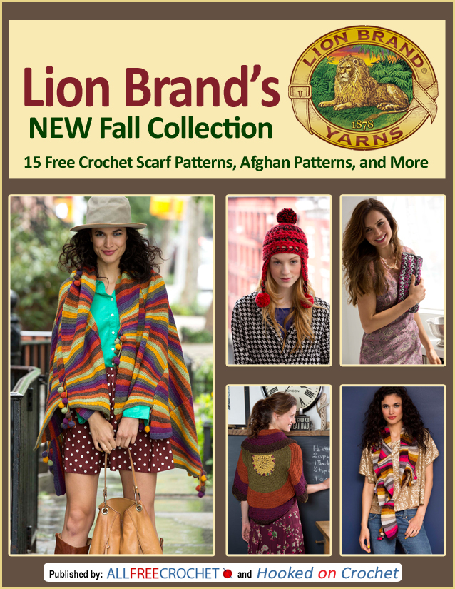 Lion Brand's New Fall Collection