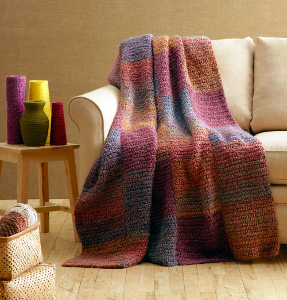 Free Crochet Patterns Beginners Afghan : 22 Crochet Blanket Patterns for Beginners AllFreeCrochet.com