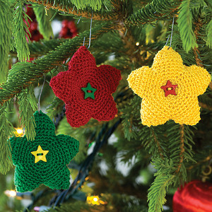 Bright Star Ornament