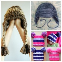 Ski Hats and Earflap Hats