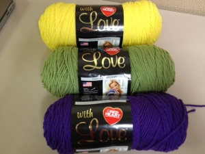 Red Heart With Love Yarn Contest