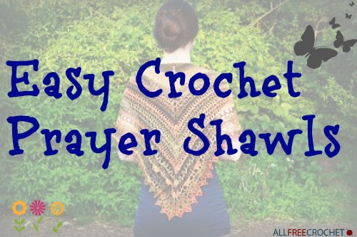 Free Easy Crochet Patterns For Prayer Shawls : 15 Religious Crochet Patterns - Stitch and Unwind