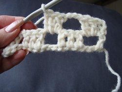 Double Crochet Stitch - YouTube