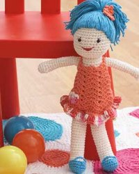Quick and Easy Crochet Doll