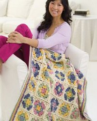 Quilting Assistant : Free Pattern : Wind Blown Square Block