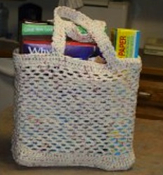 Crochet Purse / Shoulder Bag Pattern - How to crochet