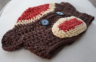11 Free Crochet Kids Patterns: How to Make a Sock Monkey ...