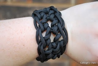 Paracord Cuff Bracelets