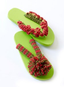 flip flops: Crafts, Patterns & Tutorials - Craftster.org