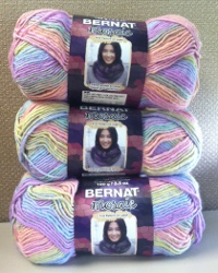 New Yarn Giveaway on AllFreeCrochet!