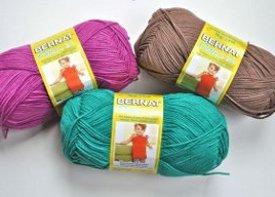 Bernat Cotton-ish yarn