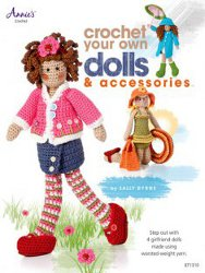 Crochet Your Own Dolls Win Free Crochet Pattern Book From AllFreeCrochet