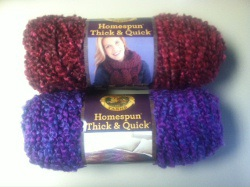 Thick and Quick Win Free Lion Brand Yarn From