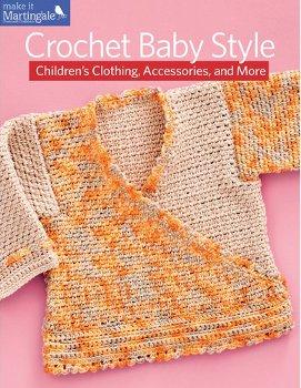 Free Crochet Books : Crochet Baby Style Free Crochet Book Giveaway: Crochet Baby Style