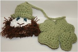Craft Attic Resources: St. Patrick's Day Crochet and Knitting