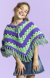 PATTERN FOR CHILD PONCHO - FREE PATTERNS