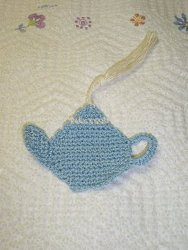 Teapot Bookmark Pattern