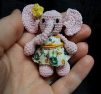 Gracie the Tiny Elephant