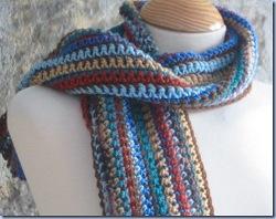 Love Scarf - Crochet Scarf for Men - Media - Crochet Me