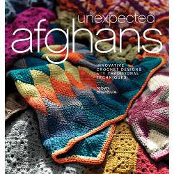 Unexpected Afghans Book Giveaway from AllFreeCrochet: Unexpected Afghans