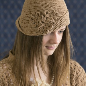I Like Crochet Magazine: Downton Cloche