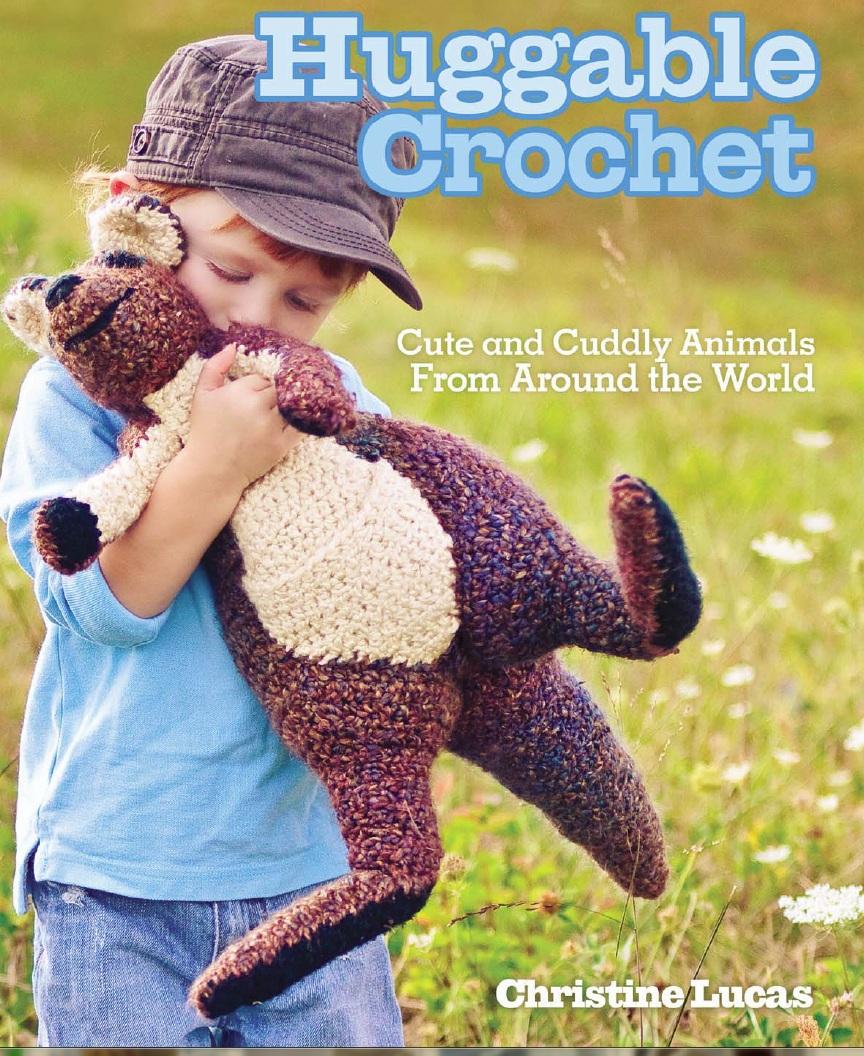 Free Crochet Pattern Farm Animals : Huggable Crochet: AllFreeCrochets Latest Book Giveaway ...